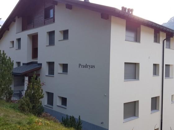 Pradryas